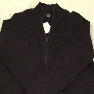 Calvin Klein Heavy Weight Full Zip Sweater